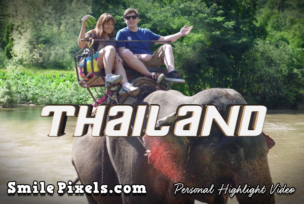 Thailand Trip – Personal Highlight Video