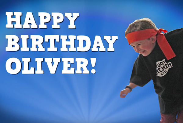 Ninja Birthday – Highlight Video